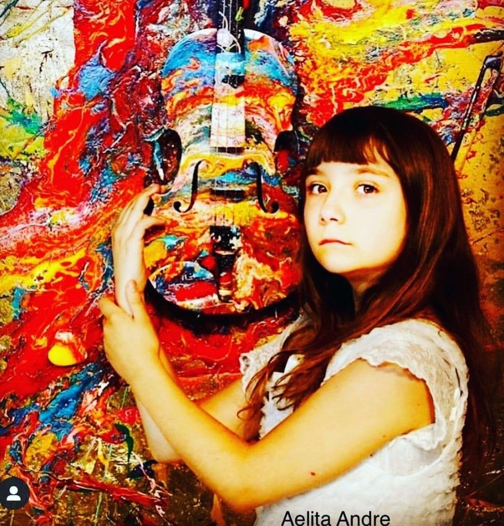 A világ legfiatalabb festője tényleg pelenkásként kezdte